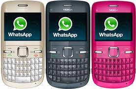 whatsapp en nokia
