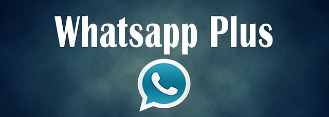 Whatsapp Plus, no se encuentra en la Google Play Store.