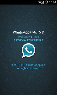 whatsapp plus en blackberry