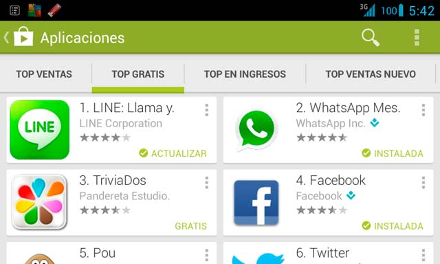 whatsapp plus en play store