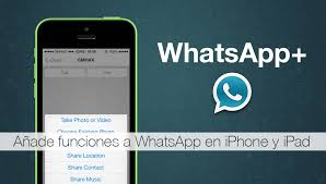 whatsapp plus para ipad