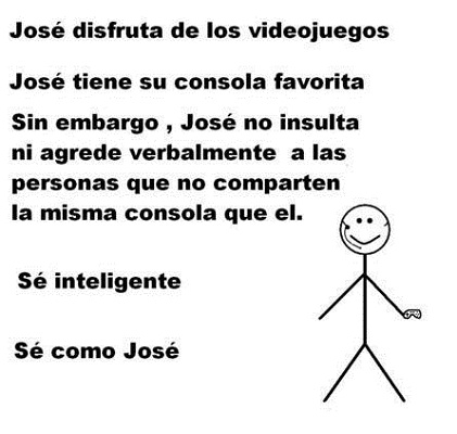 jose video juegos