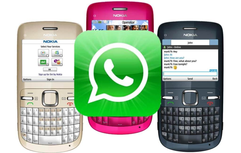 Descargar Whatsapp Java para Nokia gratis