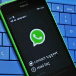 whatsapp en windows phone